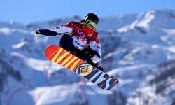 Jenny Jones GB Sochi 2014
