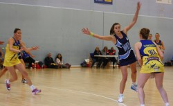netball toucans v the downs